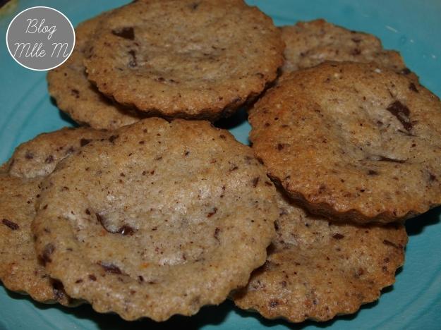 tartelettes cookie speculoos